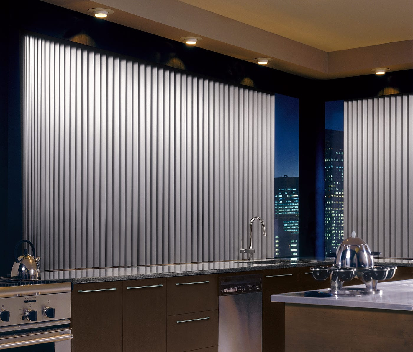 Aluminum Vertical Blinds
